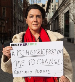 Women for Refugee Women Bettany Hughes