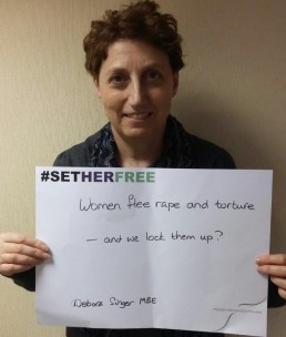 Women for Refugee Women Debora Singer