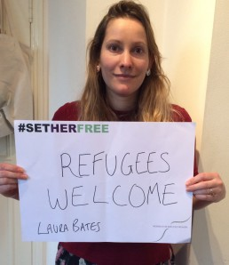 Women for Refugee Women Laura Bates
