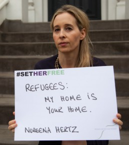 Women for Refugee Women Noreena Hertz