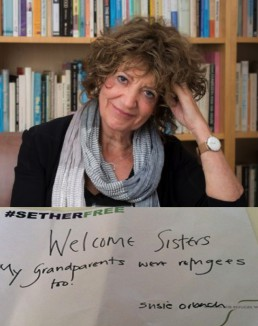 Women for Refugee Women Susie Orbach