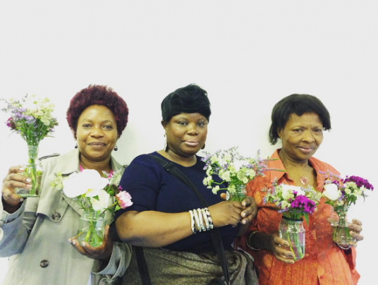 Women for Refugee Women Bread and Roses