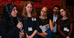 Women for Refugee Women Campaign Parliament Event