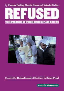 Women for Refugee Women Campaign Research Refused