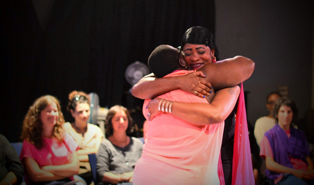 Women for Refugee Women Drama Group