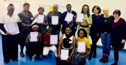 Women for Refugee Women Empower Activities Empowerment Courses