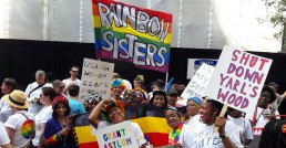 Women for Refugee Women Empower Activities Rainbow Sisters