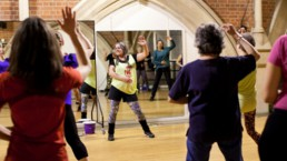 Women for Refugee Women Fundraise N6 Zumba