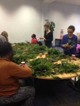 Women for Refugee Women News I Love the Smell of Christmas in England