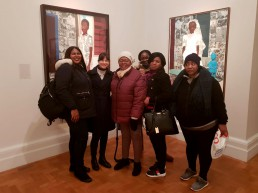 Women for Refugee Women Latest News Refugee Women Visit the National Portrait Gallery with Caroline Walker
