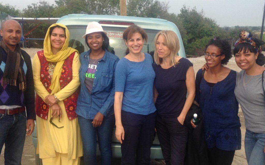 Women for Refugee Women Women at the Borders