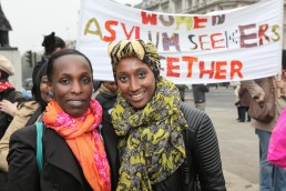 Women for Refugee Women We Are Women We Are Sisters