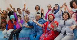 Women for Refugee Women Support Us Volunteer